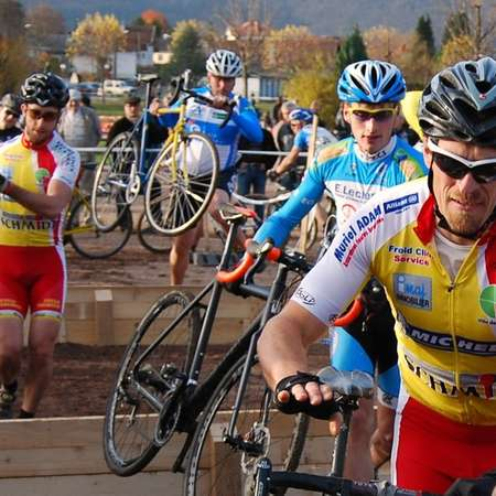 Album PHOTOS Cyclo-cross de Saint-Etienne (23 novembre)